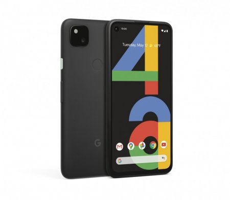 Представлен недорогой смартфон Google Pixel 4A