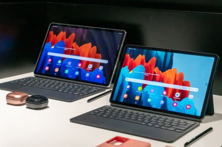 Самые мощные: представлены планшеты Samsung Galaxy Tab S7 и Galaxy Tab S7+