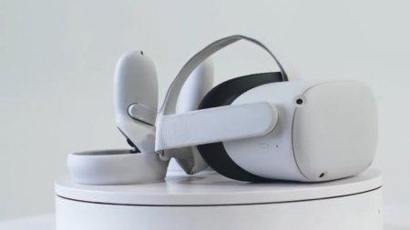 Facebook раньше времени поделилась подробностями VR-шлема Oculus Quest 2