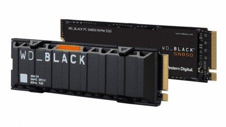 Western Digital представила SSD со скоростью до 7 ГБ/сек — он должен работать с PS5