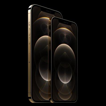 Apple показала четыре новых iPhone 12