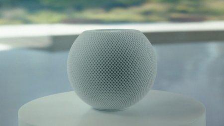 Apple представила умную колонку HomePod Mini