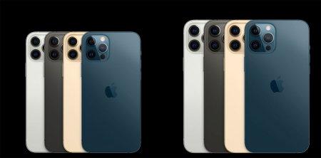 «5G стала реальностью»: Apple представила новую серию iPhone 12