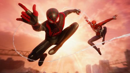 «Человек-паук: Майлз Моралес» стал главной темой свежего GameInformer