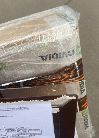 Российский офис NVIDIA заподозрили в продаже видеокарт RTX 30 по
