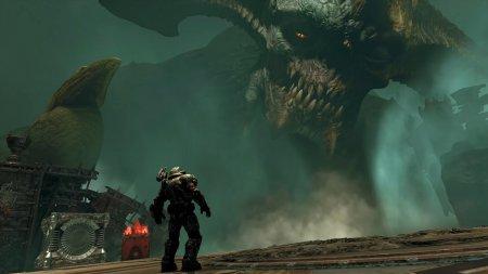 Вышло первое сюжетное DLC для DOOM Eternal, в связи с чем сингл и онлайн разделили