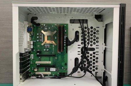 ENCTEC предложила новый вариант пассивного охлаждения: с кулером наизнанку