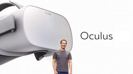 Если удалить профиль на Facebook, то пропадут все покупки для VR-шлема Oculus