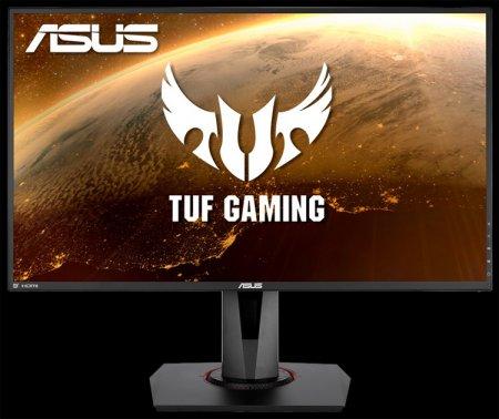Игровой монитор ASUS TUF Gaming VG279QR поддерживает технологию Extreme Low Motion Blur