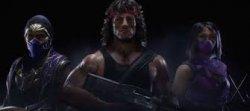 В Mortal Kombat 11 добавят Рэмбо, Милину и Рэйна, а также обновят для PS5 и Xbox Series