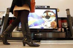 LG начала блокировать телевизоры в России