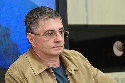 Доктор Мясников объяснил отказ ругаться с Жириновским