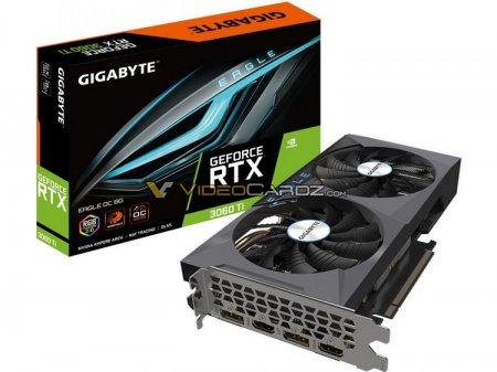 GeForce RTX 3060 Ti действительно существует: опубликованы изображения грядущей видеокарты в исполнении Gigabyte