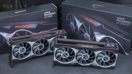 Видеокартам Radeon RX 6800-й серии предсказали такой же жёсткий дефицит, как у GeForce RTX 3080