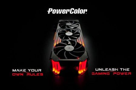 PowerColor показала огромную Radeon RX 6800 XT Red Devil Limited Edition с необычной подсветкой
