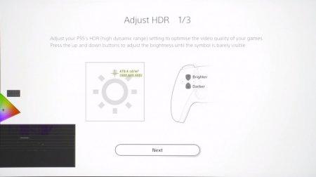 Блогер обнаружил, что советы Sony по настройке HDR на PS5 некорректны