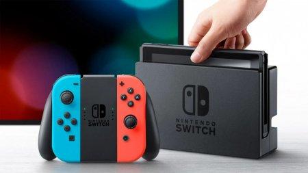 Nintendo Switch получила свежее обновление прошивки