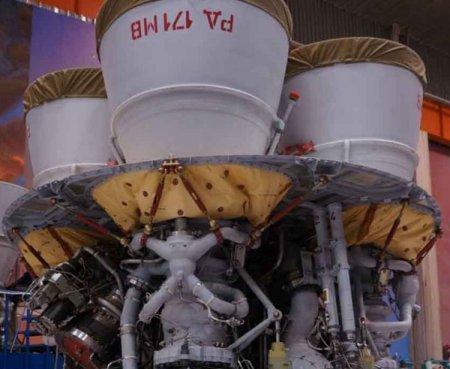 В России успешно испытан самый мощный в мире жидкостный ракетный двигатель