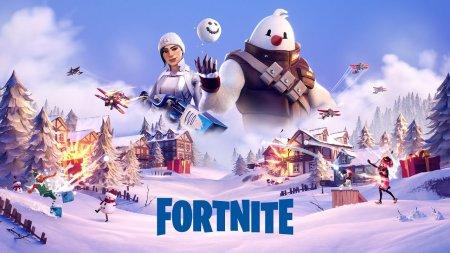 В Fortnite началась операция «Снегопад»
