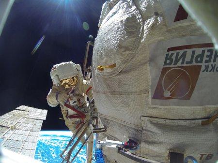 Следующий выход российских космонавтов в открытый космос может быть отложен