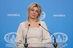 Собчак посмеялась над Захаровой и получила ответ от МИД