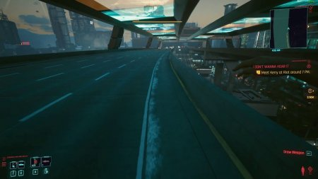 Игроки в Cyberpunk 2077 научились разгонять Ви до огромных скоростей