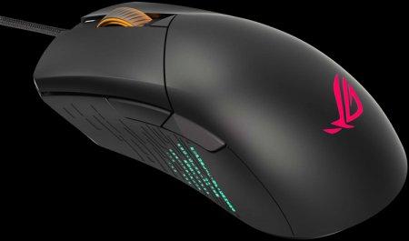 ASUS представила мышь ROG Gladius III в проводном и беспроводном исполнениях