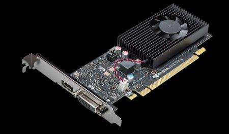 NVIDIA тихо представила карту GeForce GT 1010 — Pascal GP108 с 2 Гбайт GDDR5 и TDP 55 Вт