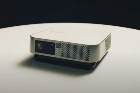 Портативный проектор ViewSonic M2e оснащён аудиосистемой Harman Kardon