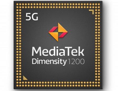 MediaTek представила флагманский 6-нм процессор Dimensity 1200 для мощных 5G-смартфонов
