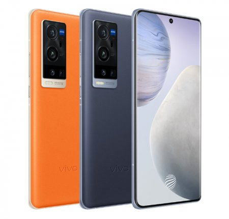 Vivo представила флагманский смартфон X60 Pro+ с чипом Snapdragon 888 и двумя основными камерами