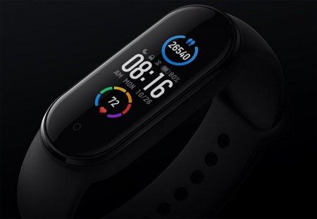 Фитнес-браслет Xiaomi Mi Band 6 сможет измерять содержание кислорода в крови