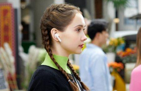 Полностью беспроводные наушники Huawei FreeBuds 4i наделены активным шумоподавлением