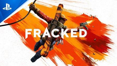 Трейлер с анонсом приключенческого экшена Fracked для PlayStation VR