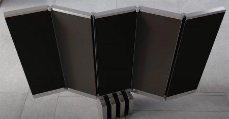 Представлен гигантский складной телевизор C SEED M1 за $400 000, который прячется в полу