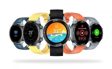 Смарт-часы ZTE Watch GT с приёмником GPS и датчиком ЧСС стоят $90