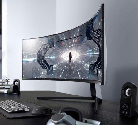 Игровой монитор Samsung Odyssey G9 получил сертификацию HDR2000 и 2048 зон локального затемнения
