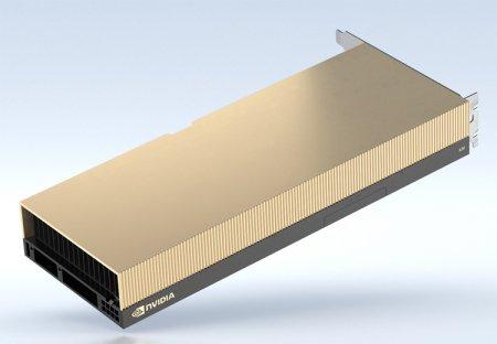 NVIDIA представила серверные ускорители A10, A16 и A30 для работы с ИИ и организации виртуальных рабочих мест