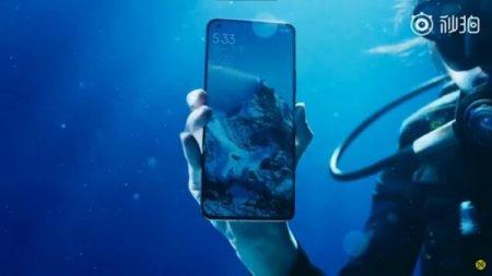 Xiaomi показала распаковку флагманского Mi 11 Ultra под водой — влагозащита IP68 работает