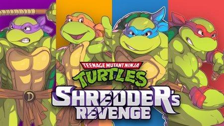 Новый ролик с демонстрацией игрового процесса Teenage Mutant Ninja Turtles: Shredder's Revenge
