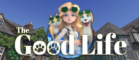 Новый трейлер приключенческой игры The Good Life о котах оборотнях