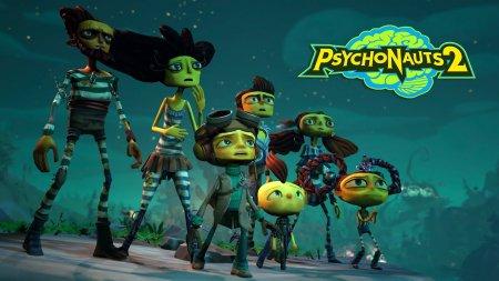 Сюжетный трейлер приключенческой игры Psychonauts 2