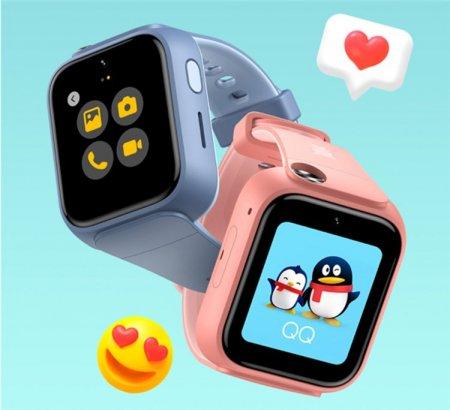 Xiaomi представила новые детские смарт-часы с двумя камерами