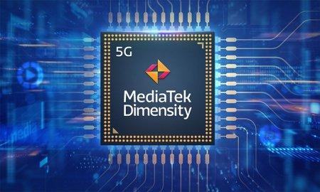 MediaTek готовит процессор Dimensity 1100U для смартфонов с поддержкой 5G