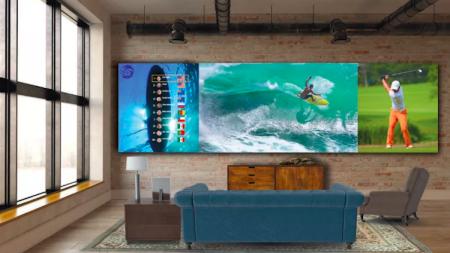 LG представила 325-дюймовый 8K-телевизор за $1,7 млн