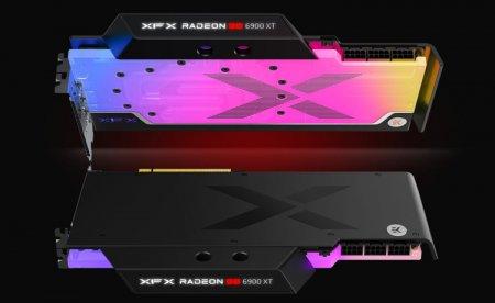 XFX представила видеокарту Radeon RX 6900 XT Speedster Zero WB с жидкостным охлаждением