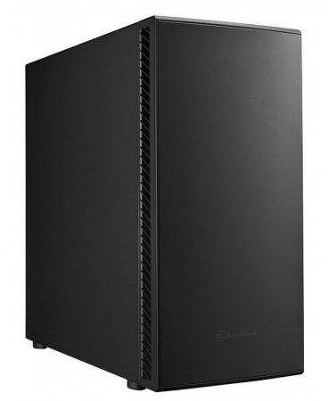 SilverStone представила SETA Q1 — бесшумный корпус с улучшенной звукоизоляцией