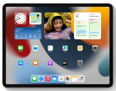 Новая версия iPadOS 15 получила множество улучшений и доработок