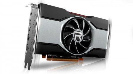 Видеокарта AMD Radeon RX 6600 выйдет к середине октября — она предложит 8 Гбайт памяти и 1792 потоковых процессоров