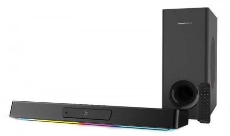 Creative представила звуковую панель Sound Blaster Katana V2 для ПК и игровых консолей